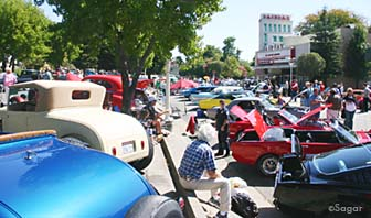 Fairfax California Car Show - California car shows